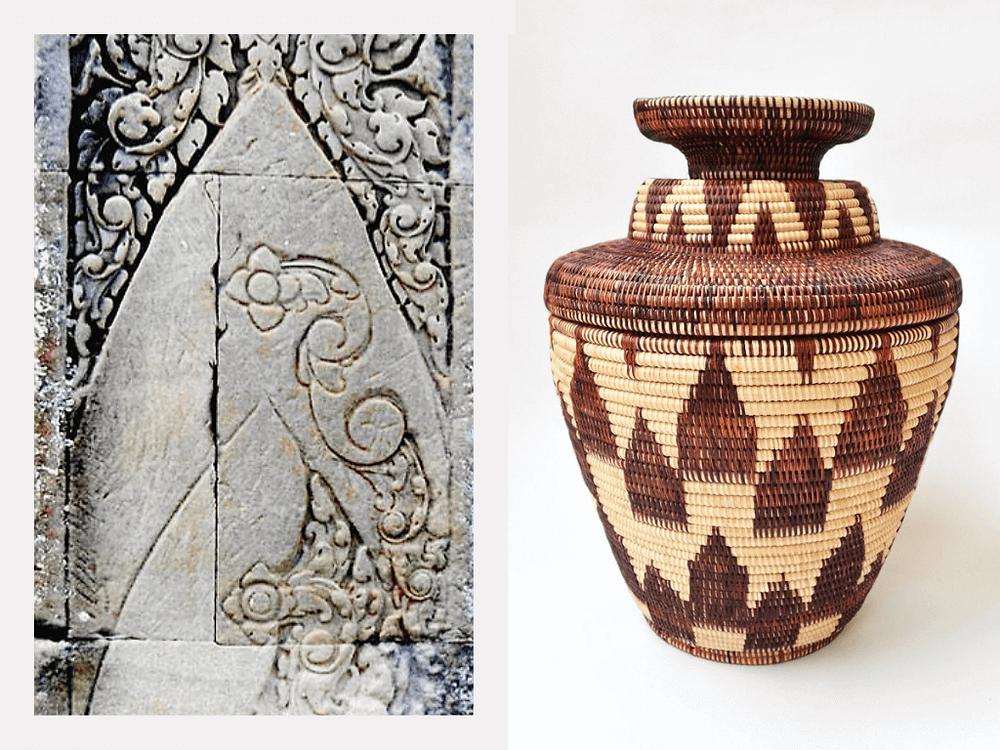 Les symboles Kbach ont inspiré la conception des produits MANAVA