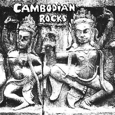 Pochette de Cambodian Rocks