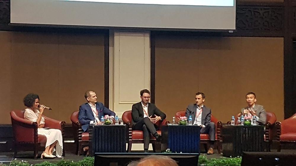 Conférence Smart Cities en ASEAN