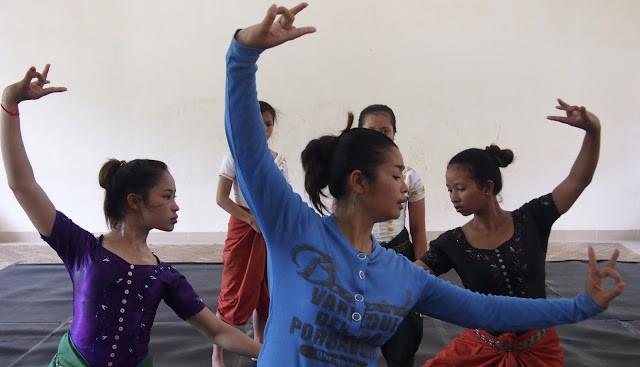 Les artistes de New Cambodian Artists (NCA)