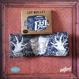 Loy Wallet, des portefeuilles en ''Tyvek paper''