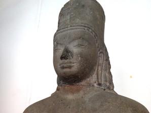 Histoire & Musée national du Cambodge : L'heureux retour de la divinité Harihara de Phnom Da
