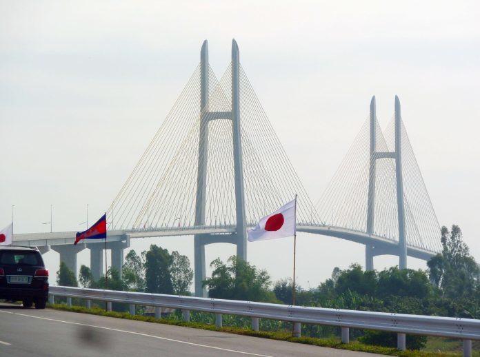 Infrastructures : Sept nouveaux ponts financés par le Japon
