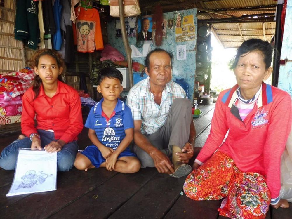 Nanh et Ban se sont retrouvés il y a 8 mois après avoir traversé l'un et l'autre les affres de la vie