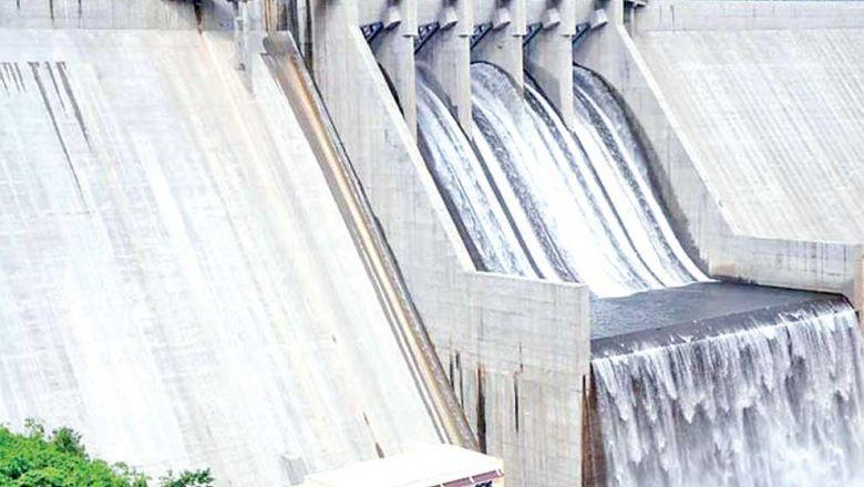Le barrage de Kamchay