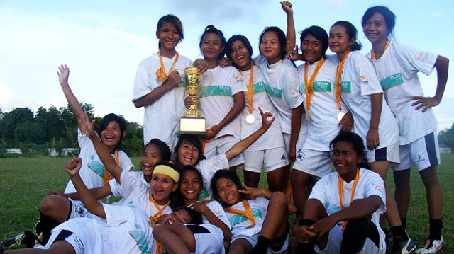 Les Mighty Girls veulent changer le Cambodge