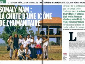 Somaly Mam dans la presse francaise
