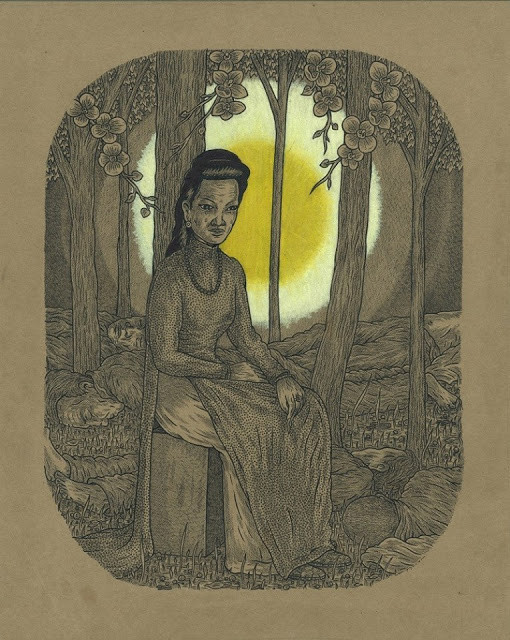 The Disappearance par Nicolas C.Grey