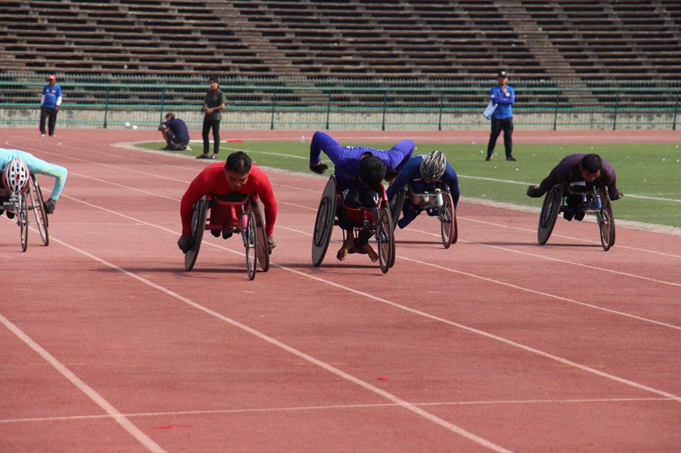 Détecter les talents pour les Jeux paralympiques de 2023