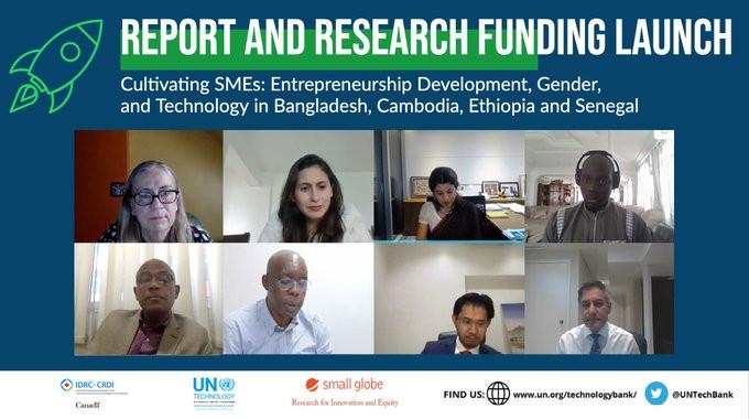 Cambodge & Conférence : Davantage de PME et d'entrepreneures pour stimuler l'économie