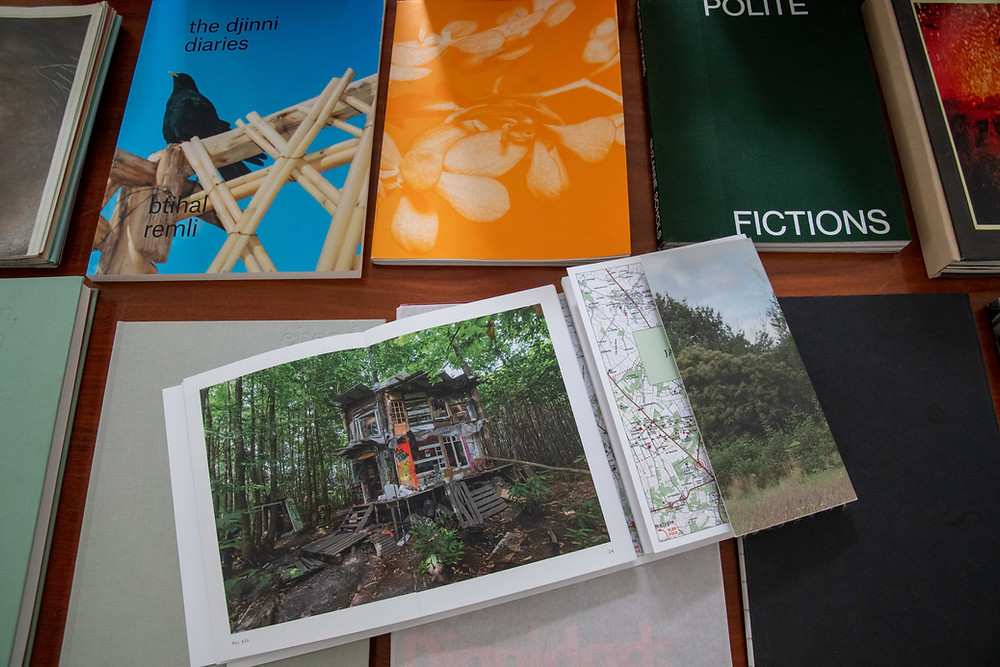 Exemplaires exposés au Kassel Dummy Award
