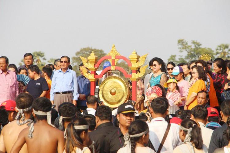 Teanh Prot à Angkor Wat