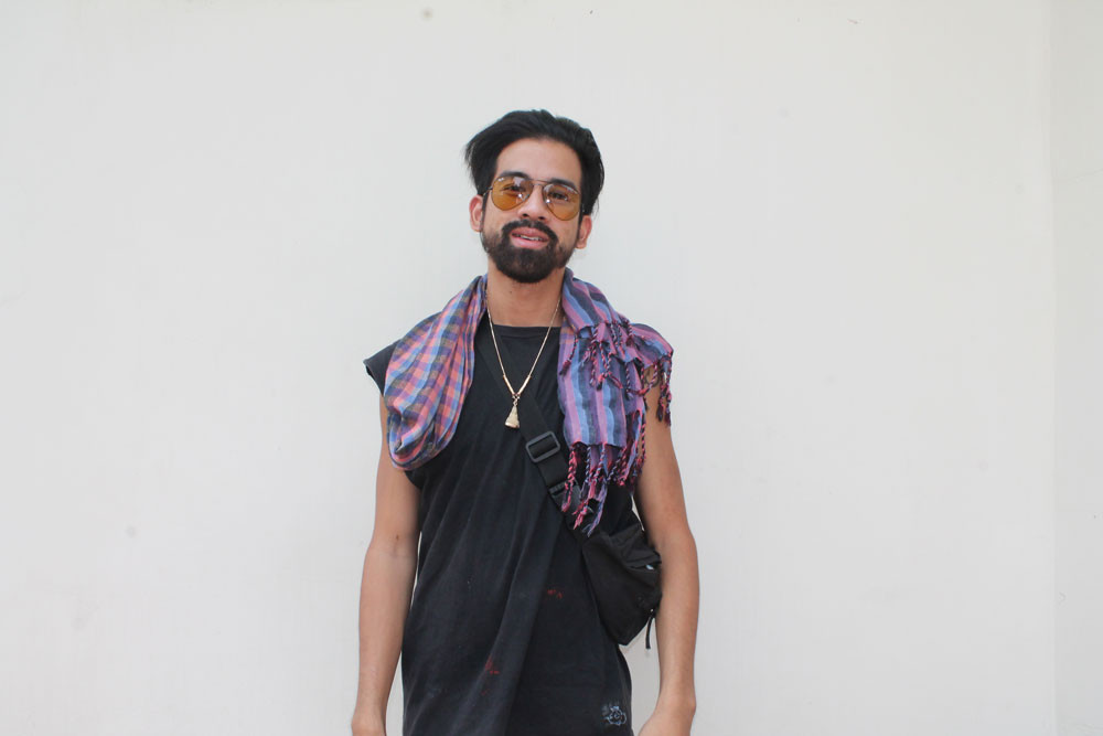 Fonki, un artiste khmer, français et canadien