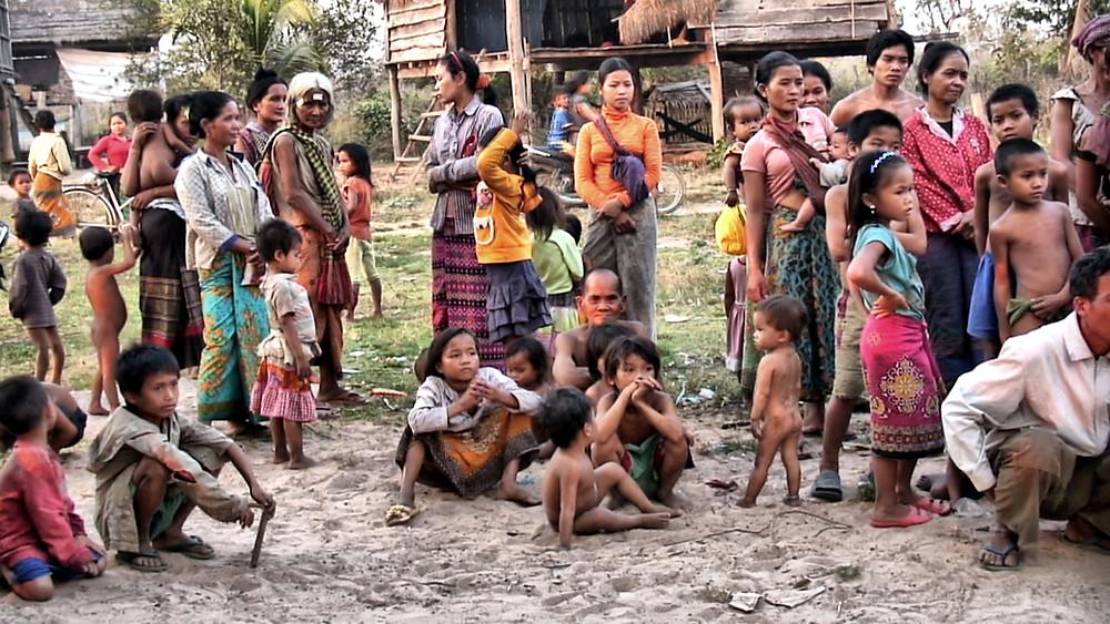 Villageois du Ratanakiri