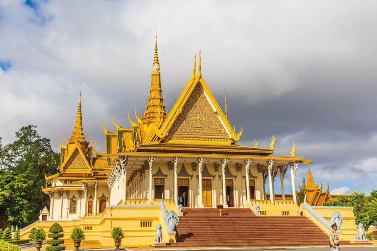 Preah Tineang Tevea Vinichhay, la salle du Trône à 100 ans