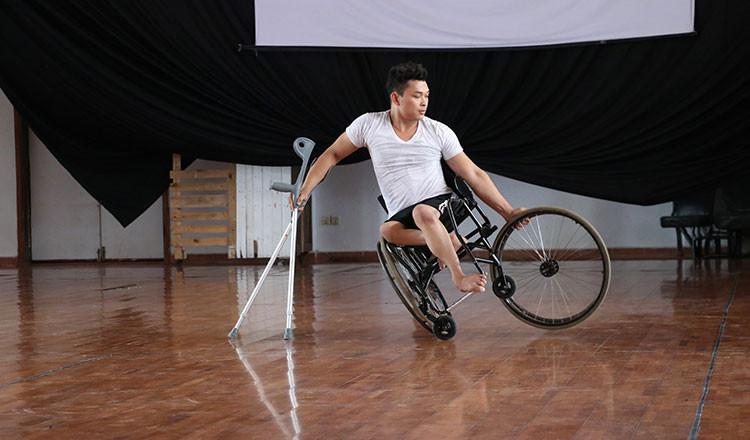 KIM Socheat - Danseur avec Epic Arts