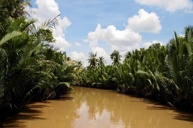 Delta du Mékong. Photographie par LisArt (cc).