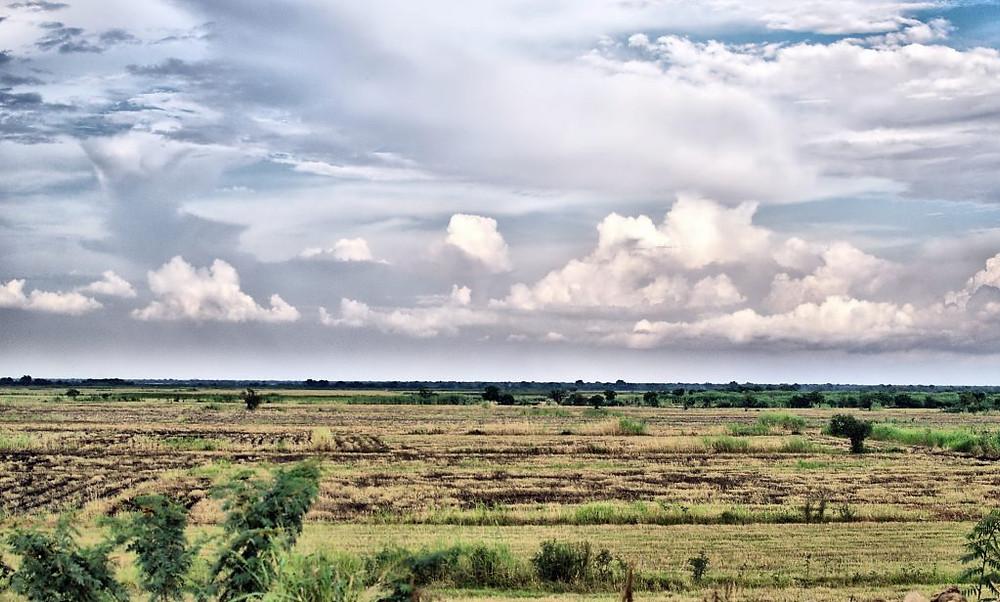 Terre au Cambodge. Photographie Hanna Sörensson (cc)