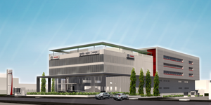Projet de siège social de l'entreprise Toyota