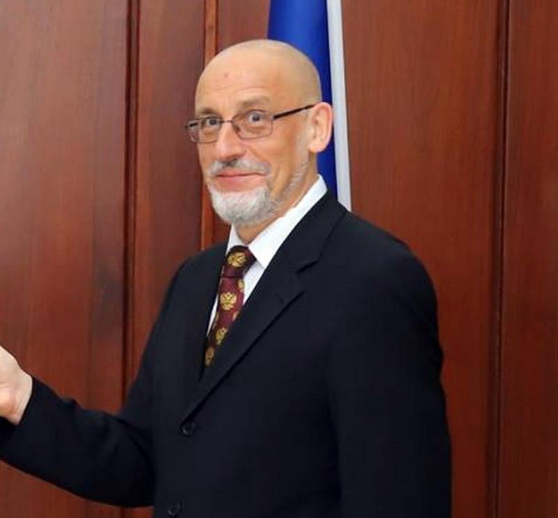 L'Ambassadeur de Russie au Cambodge, le Dr Dmitry Tsvetkov