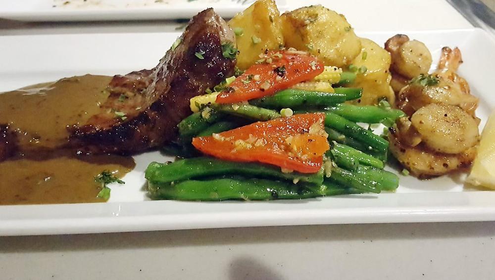 Steak à la sauce au poivre de Kampot