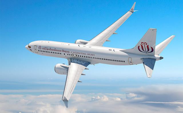 Vol direct Tianjin - Sihanoukville avec JC Airlines