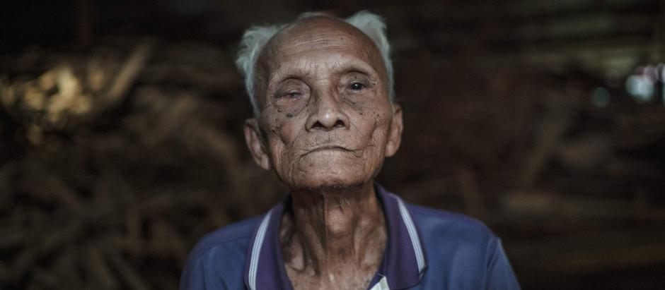 Siem Reap & Solidarité : Rencontre avec le vieux solitaire Long Chheang