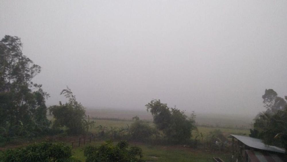 De très fortes pluies sont à craindre à travers le Cambodge, le nord-est de la Thaïlande et le sud du Laos