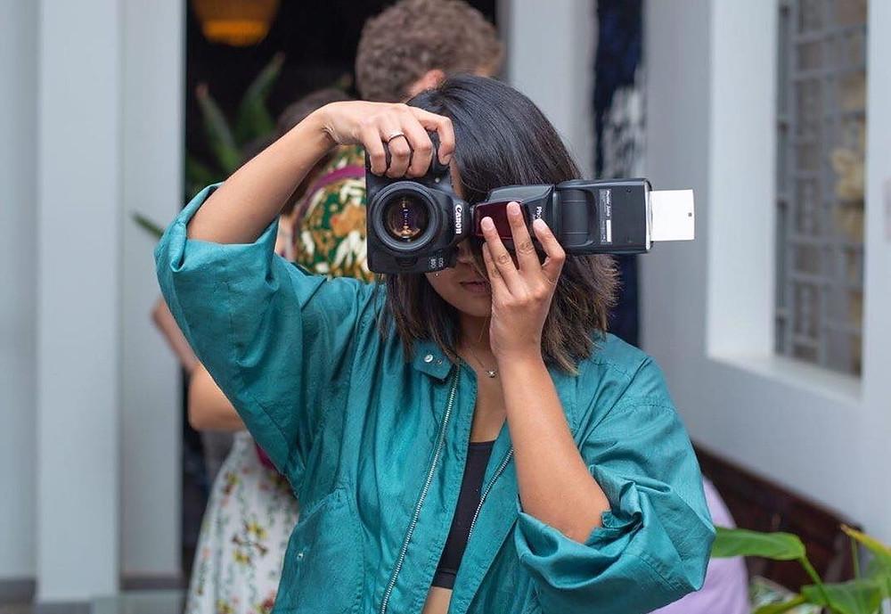Tyta Buth. Photo par Joël