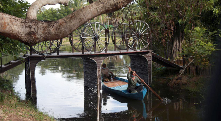 Destination : Découvrir Bakong, My Village, l'autre tourisme