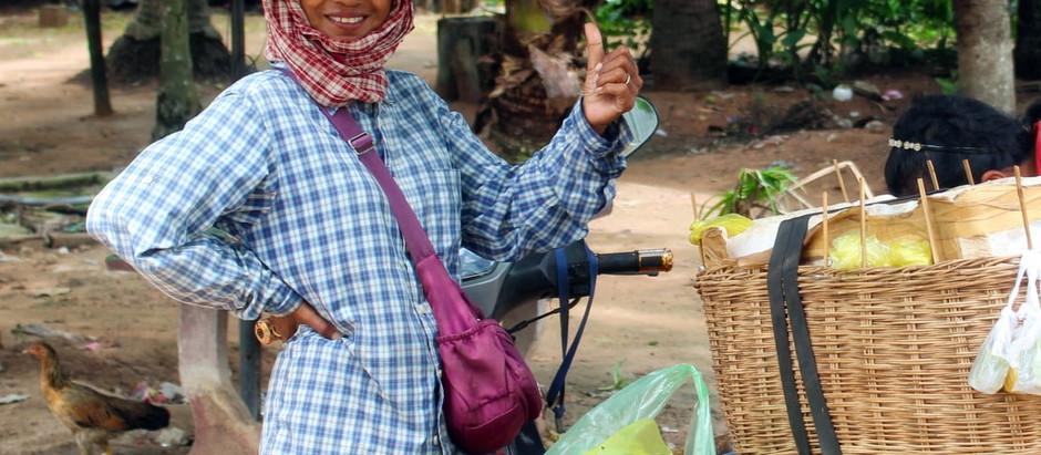 Cambodge & Initiative : 50 millions $ pour les PME et l'entrepreneuriat féminin au Cambodge