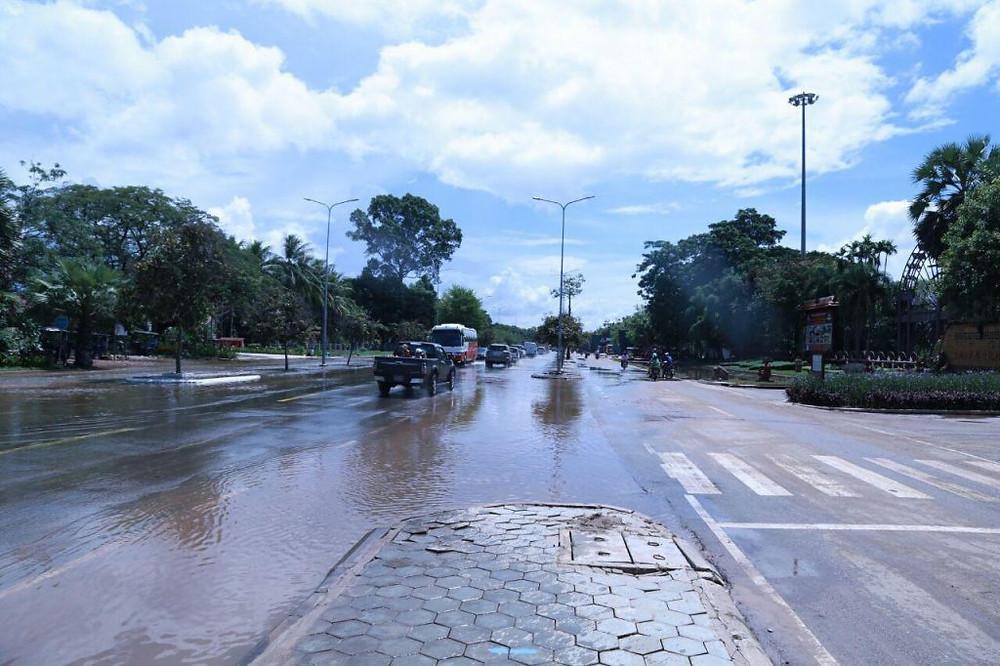 Siem Reap : 50 millions $ pour traiter les eaux usées