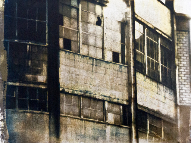 Gum Bichromate (4 layers). This print has been acquired by a private collector and is no longer available.
