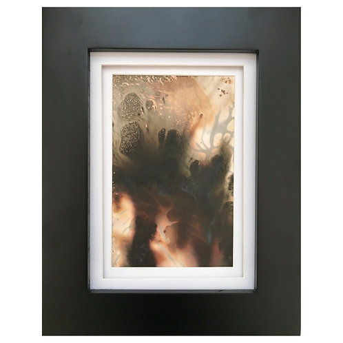 Untitled Chemigram #2 (framed)
