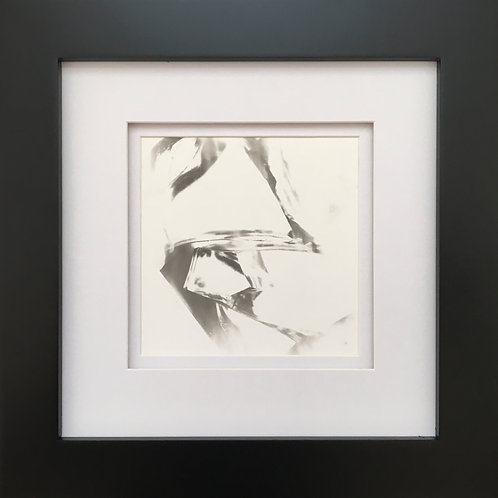 Drawing from the Darkroom #1 (framed)