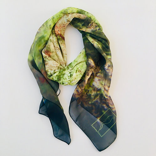 Meditation Mind scarf