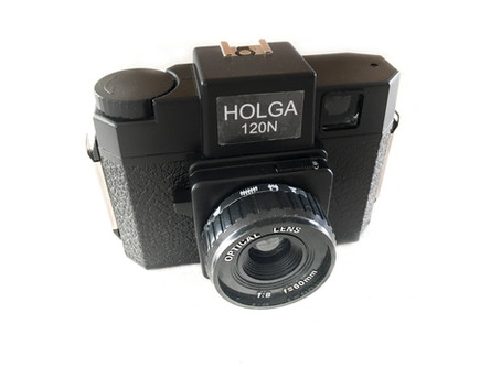 Why Holga is My Favorite Camera