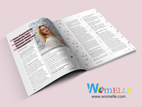 Media: WomLead Magazine Article