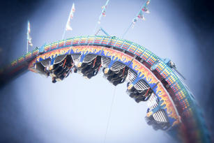 Upside Down at the Fair