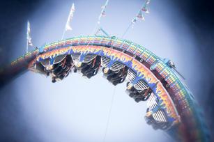 Upside Down at the Fair