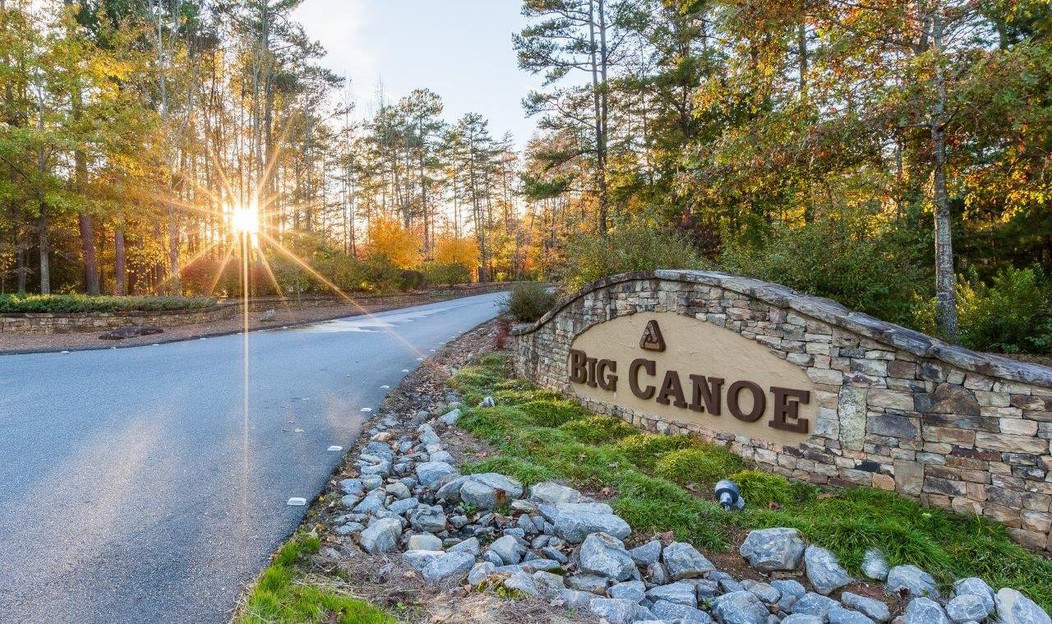 Big Canoe Entrance