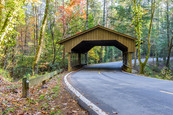 Big Canoe Covered Bridge