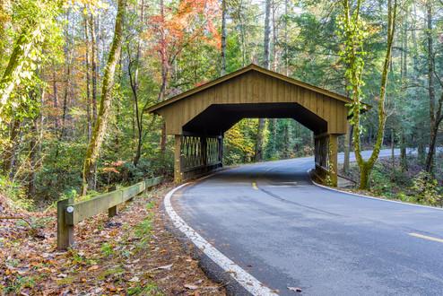 Big Canoe Covered Bridge