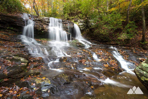 big-canoe-water fall