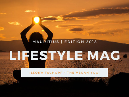 Lifestyle magasine, Mauritius 2018