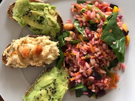 10mins Red Salad | VG