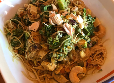 Green Pad Thai | VG