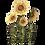 Thumbnail: Sonnenblumen-Cremehonig (1kg)