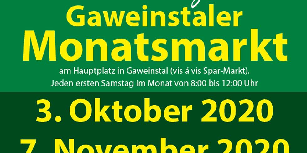 Monatsmarkt in Gaweinstal (1)