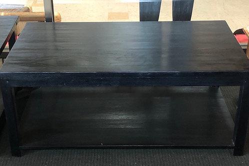 Rectangular Coffee Table (Black)